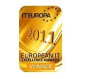 DocLogix стал победителем конкурса «European IT Excellence Awards»