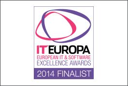 European IT Excellence Awards 2014 Решение