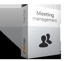 Решение для управления совещаниями Решение для