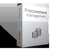 Решение по управлению закупками «DocLogix