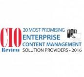 СЭД DocLogix признана наиболее перспективным решением в области управления информацией в 2016 году