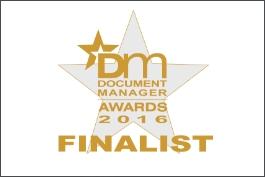 Document Manager Awards 2016 Проект DocLogix для